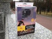 Экшн камера 4К Action camera Wi-Fi. Цена 21500 тенге. экшен камера
